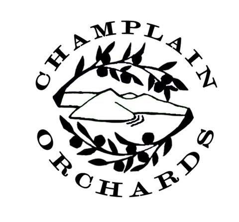 Champlain Orchards logo