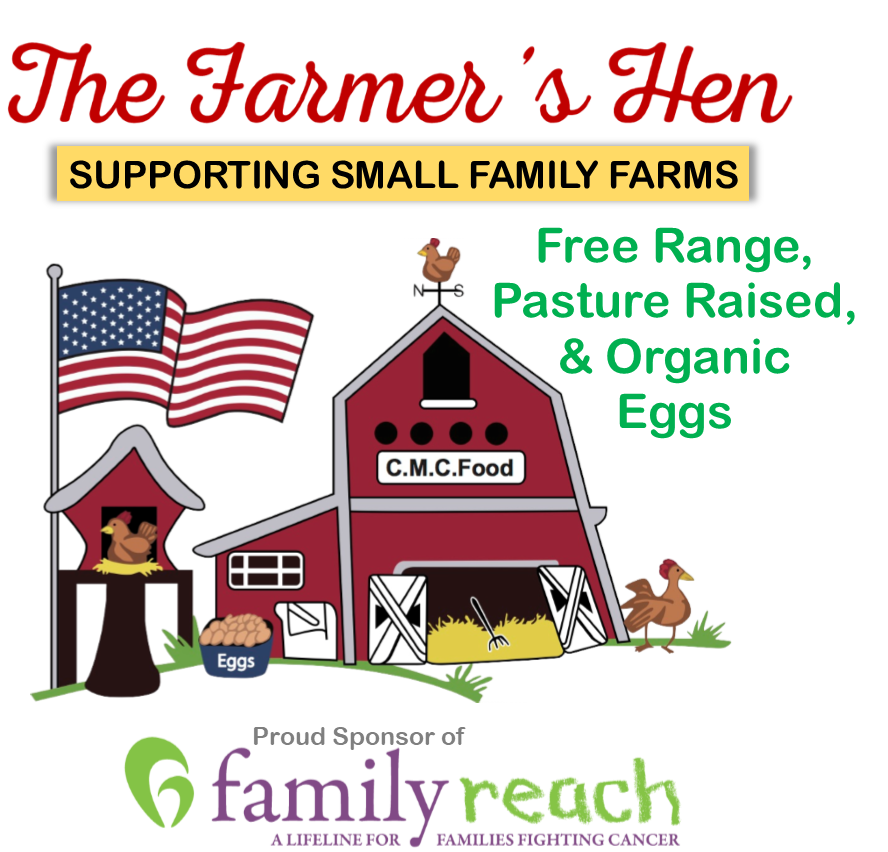 The Farmer's Hen logo