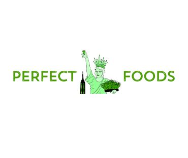 Perfect Foods  logo