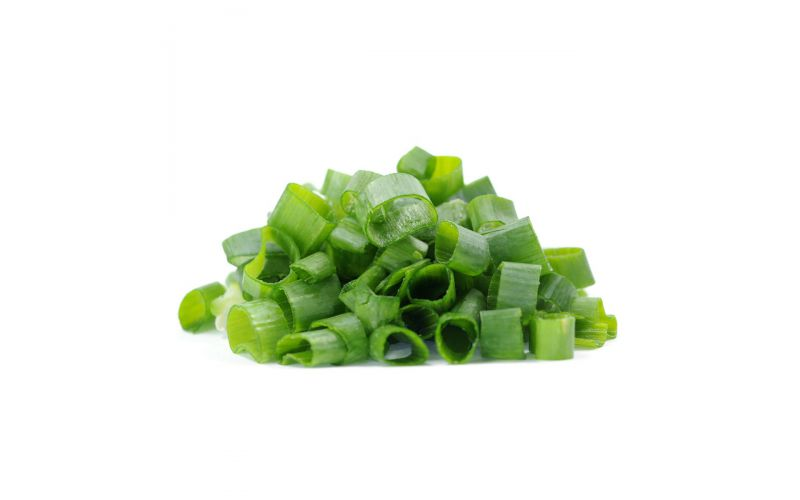 "1/8"" Chopped Scallions"