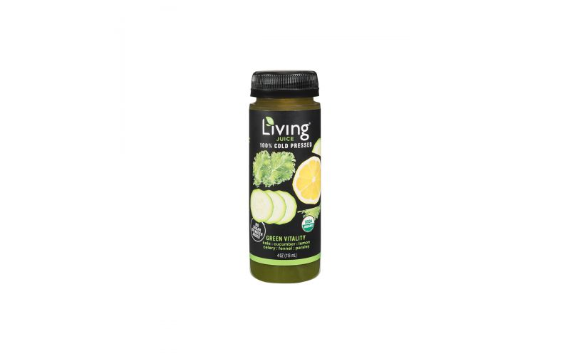 Organic Green Vitality Juice Shot