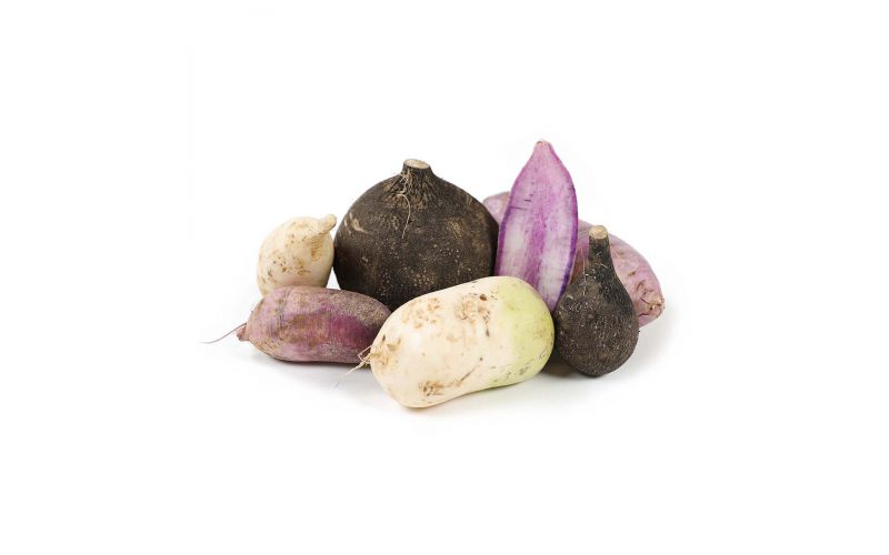 Organic Mixed Radishes