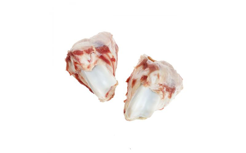 Frozen Split Veal Knuckle Bones