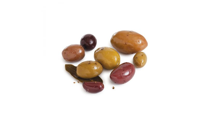 Divina Greek 5 Type Olive Mix