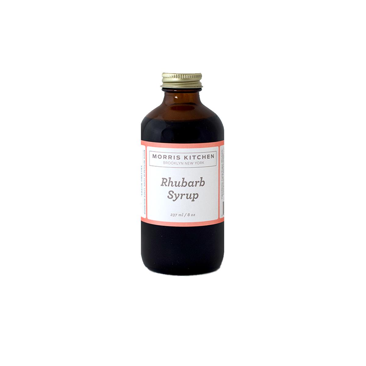 Morris Kitchen Rhubarb Syrup | BaldorFood