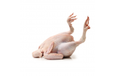 Whole Neck and Feet On Chicken